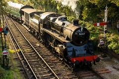 LMS Ivatt Class 4 2-6-0 No. 43106 (Alan K. Photography) Tags: railways steamlocomotives britishsteam uksteam