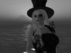 ashes to ashes dust to dust (rosiespore) Tags: halloween witch pumpkin
