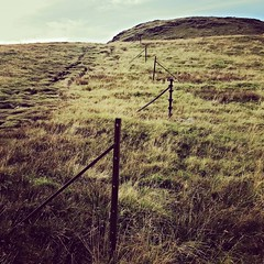 Heading up Stuc an Lochain (monkeyiron) Tags: hillwalking munro glenlyon