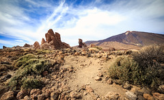 Tenerife - Los Roques de Garca (M. Kafka) Tags: tenerife roques de garca roquesdegarca landscape canon laorotava canarias spanien es canoneos6d mountains desert sky samyang14mmf28 samyang samyang14mm128umc