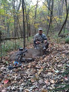 Kentucky Whitetail Hunt 19