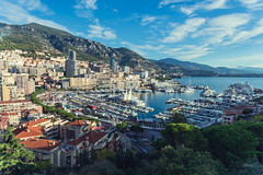Monaco (CROMEO) Tags: monaco country principado luxe france euro europe cr photo view point all city clouds mar mediterraneo cromeo lights sun weather luxury cars puerto port boats glamour tree f1 circuit colors powerfull photography
