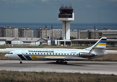 SE-DHA (ilyushin18) Tags: caravelle se210 flugzeug aircraft plane airliner lis