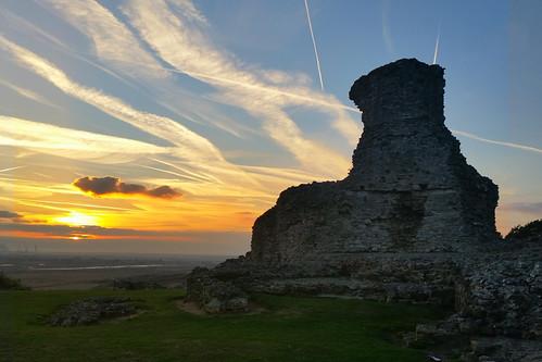 Haleigh Castle Sunset