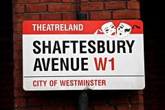 Shaftesbury Avenue (Saleha Ullah) Tags: london theatreland england