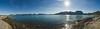 Straumfjorden (Jaime Pérez) Tags: noruega water mountains fiordo panorama rocks fjord ocean océano fiord norge montañas sol algas rocas agua norway noreg sun alger seaweed