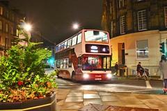 Lothian Buses 700 SN04AEU - Edinburgh (South West Transport News) Tags: lothian buses 700 sn04aeu edinburgh