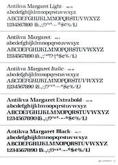 Antikva Margaret (Stewf) Tags: type:face=antikvamargaret type:foundry=vgc typeface font typespecimen 1970s 1960s phototype hiddengems