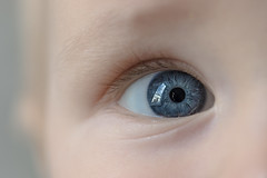 baby blue (Marc McDermott) Tags: marcomondays mydailyroutine blue baby child