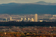 Albany, NY (gdajewski) Tags: johnboydthacherstatepark nikkor70200mmf28gafsvr nikond7000 park tc20eii autumn landscape teleconverter albanyny dajewski gdajewski