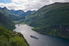 Geirangerfjord (elreiny) Tags: paisaje landscape norway noruega geiranger fiordo fjords nature river mountain green nikon sigma sigma1020 uwa d3100 water