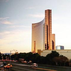 Las Vegas Sunset (lev.glick) Tags: sunset lasvegas instagramapp square squareformat iphoneography juno