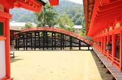 Sori-Bashi (iorus and bela) Tags: bela iorus japan 2016 holiday vakantie hiroshima miyajima itsukushima shrine soribashi archedbridge