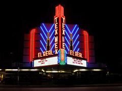 Houston, TX El Real Tex-Mex (Tower Theater) (army.arch) Tags: houston texas tx neon sign marquee restaurant theater movietheater cinema