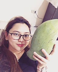 Woooaaahhh 😱😱😱 (anzceeh_13) Tags: food foodie greenmango zamboanga bigmango mango