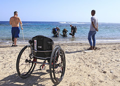 03.11 08 (KnyazevDA) Tags: diver disability undersea padi paraplegia amputee underwater disabled handicapped owd aowd scuba