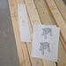 drawings, templates and timber