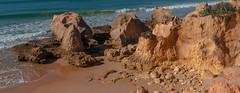 Algarve Cove panorama (Geoffrey Radcliffe /radcliffegeoffrey@yahoo.co.uk) Tags: geoffrey radcliffe