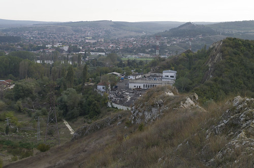 View over Beloslav, 08.10.2014.