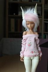 (NewPotatoMash) Tags: fairyline bjd abjd momo fairyland fl msd balljointed doll