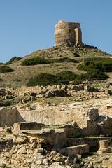Torre spagnola di San Giovanni di Sinis (jan.stefka) Tags: canoneos7d tharros sardegna sardinie 2016 sardinia
