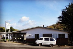 Their best days behind them (rickele) Tags: pointarenacalifornia californiahighway1 cahwy1 seashellinn motel roadsidemotel defunct vacant outofbusiness