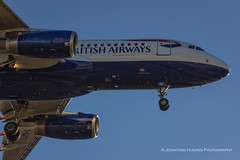 Finals (Nimbus20) Tags: gatwick boeing airbus a319 b787 arrivals landing west sussex airliners approach daylight fly sky holidays national international shorthaul longhaul rollsroyce v2500 wing flaps wheels
