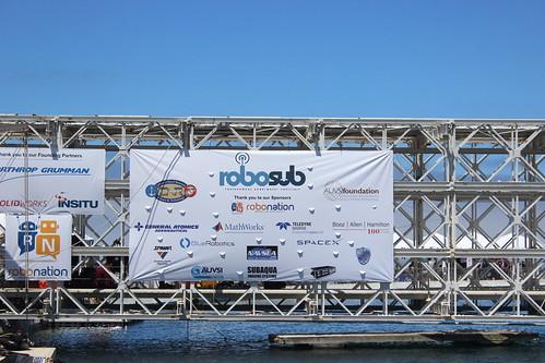 RoboSub 2015 Sponsorship Banner