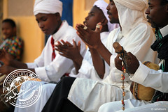 """Groupe Des Bambaras"" of Khamlia (sahatours) Tags: voyage africa travel viaje music nikon desert morocco maroc musica viagem marocco marruecos marrocos travelphotography travelphoto desertlife"
