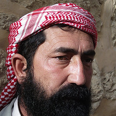 Iraqi Male (__ Sascha Grabow __) Tags: portrait people man male beard person 1 iraq bart middleeast baghdad turban orient sheikh iraqi erbil vater mesopotamia mosul bagdad kurdistan arbil العراق irak kirkuk scheich babylonia mittlererosten mesopotamien kerkuk kirkok irakienne saschagrabow
