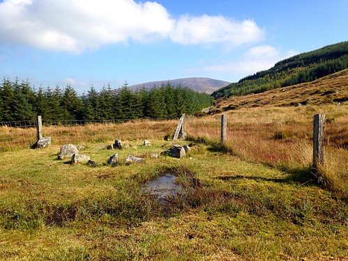 Knocknakilla stone circle (3)