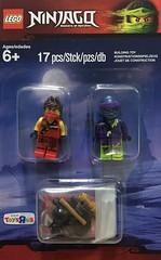 LEGO Ninjago 5003085 - Minifigure pack (www.giocovisione.com) Tags: lego minifig minifigs minifigure minifigures ninjago legoninjago