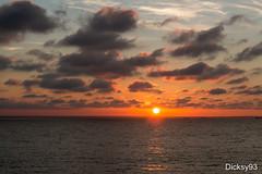 Erquy - Coucher de soleil (Dicksy93) Tags: sunset sea sky cloud sun mer seascape france sol nature port canon de eos 22 evening noche soleil zonsondergang brittany europe tramonto sonnenuntergang outdoor coucher bretagne paisaje ombre breizh ciel cielo nubes nuage paysage soir landschaft extrieur lanscape paesaggio manche landschap sera bzh somme ctes erquy darmor 650d demeraude img2336 nuvoles dicksy93