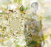 A Whiter Shade (virtually_supine) Tags: woman white floral photomanipulation creative monotone layers abstraction fractals digitalartwork photoshopelements9 paintnet405 kreativepeopletreatthis97 sourceimageshadesofautumnbyabstractartangel