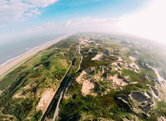 Katwijk Aan Zee (MartinBeckmann) Tags: from above sea 2 3 cute beach girl clouds strand harbor zee surfing aerial katwijk phantom aan drone professionell dji drohne seeportrait djiphantom
