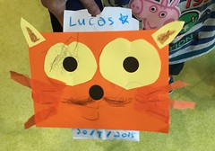 Lions & Tigers Imaginative Craft 18-09-15 (2)