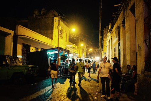 Camaguey Carnival by Night