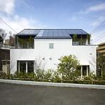 次世代省エネルギー住宅の写真
