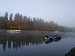 Autumn in the city (menchuela) Tags: menchuela kingstonuponthames river