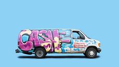 Classic American Van