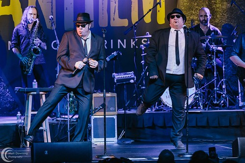 The Official Blues Brothers Revue - October 30, 2015 -  Hard Rock Hotel & Casino Sioux City