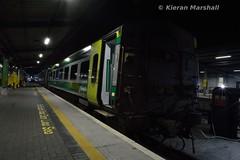 4105, Heuston, 19/10/15 (hurricanemk1c) Tags: dublin irish train rail railway trains railways caf irishrail intercity heuston 4105 2015 mark4 iarnród éireann iarnródéireann