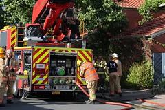 Working end (adelaidefire) Tags: fire south australian service sa metropolitan metz scania mfs rosenbauer 1401 samfs sasgar