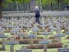 Not forgotten (Antropoturista) Tags: belgium lommel cemetery german soldiers crosses