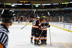 "Missouri Mavericks vs. Ft. Wayne Komets, November 12, 2016, Silverstein Eye Centers Arena, Independence, Missouri.  Photo: John Howe/ Howe Creative Photography • <a style=""font-size:0.8em;"" href=""http://www.flickr.com/photos/134016632@N02/22807411138/"" target=""_blank"">View on Flickr</a>"