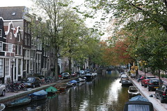 Egelantiersgracht canal in Amsterdam, The Netherlands (mbphillips) Tags: holland netherlands amsterdam canal thenetherlands egelantiersgracht mbphillips