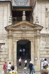 Krakov, Wawel (77) (ladabar) Tags: doorway portal krakw cracow cracovia krakau krakov dvee portl