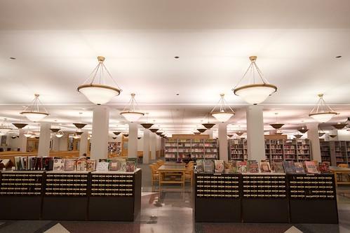 Thumbnail from Harold Washington Library Center