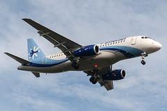 Interjet Sukhoi SuperJet 100 XA-NGO MMMD 09DEC15 (FelipeGR90) Tags: mexico yucatan merida mid xango sukhoi aij ssj superjet su9 4o interjet mmmd superjetinternational su95 ssj10095b abcaerolineas manuelcrescenciorejonairport