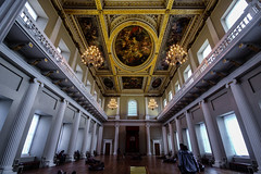 Banqueting House 2 (Kaua'i Dreams) Tags: england london art painting ceiling rubens oldmaster banquetinghouse